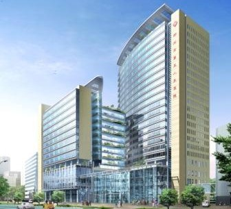 郑州市第五人民医院综合楼